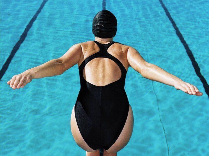 роль плавания в похудении